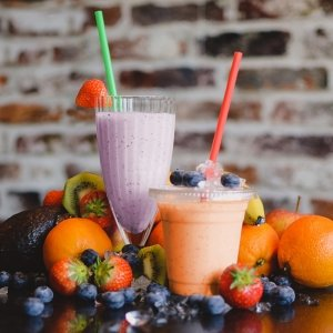 Smoothies/Verse Jus d'Orange